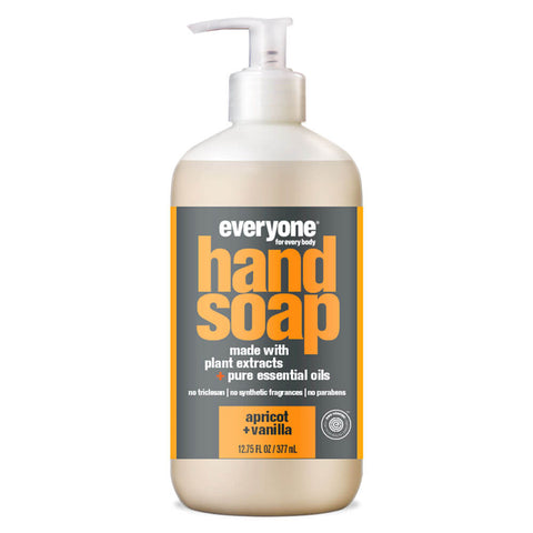 Everyone by EO Hand Soap - Apricot + Vanilla (12.75 fl oz)
