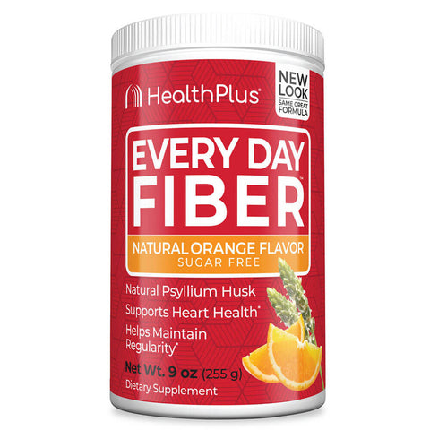 Health Plus Every Day Fiber - Orange (9 oz)