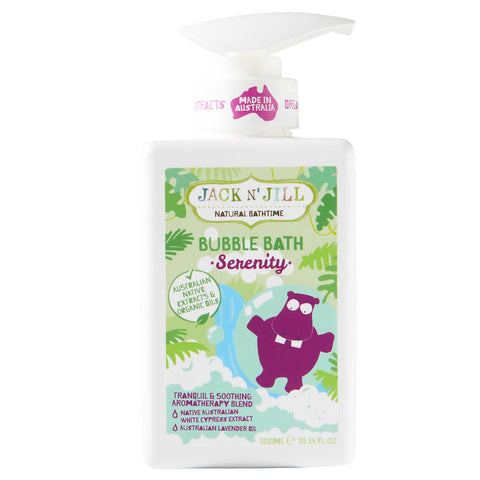 Jack N' Jill Bubble Bath - Serenity (10.14 fl oz)