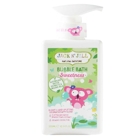 Jack N' Jill Bubble Bath - Sweetness (10.14 fl oz)
