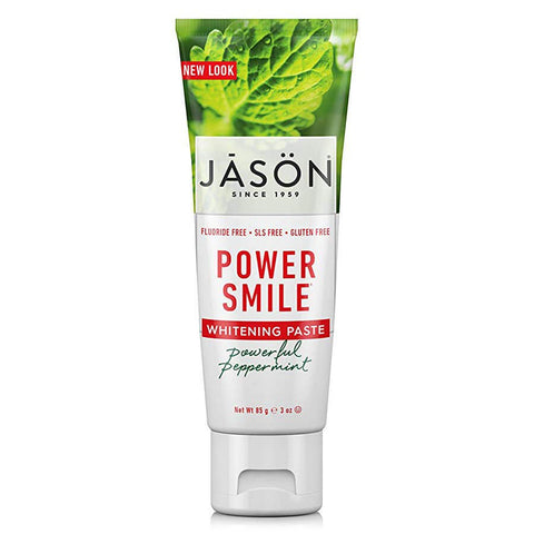 Jason Powersmile Whitening Paste - Powerful Peppermint (3 oz)