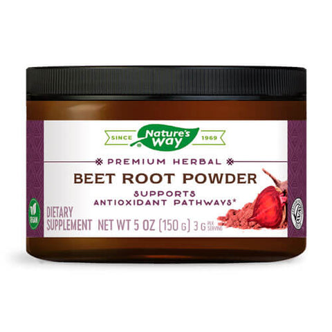 Nature's Way Beet Root Powder (5 oz)