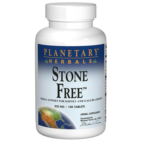 Planetary Herbals Stone Free (180 tablets)