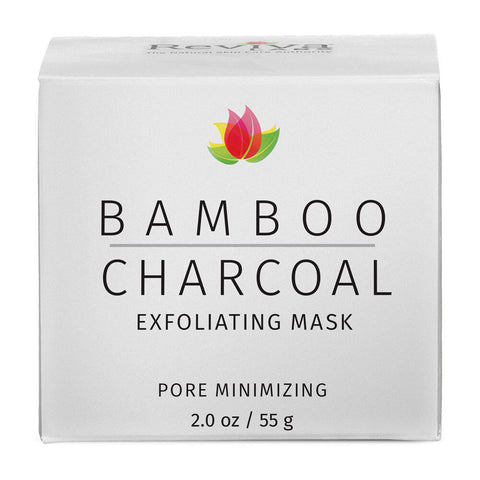 Reviva Labs Bamboo Charcoal Pore Minimizing Mask (2 oz)