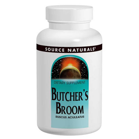 Source Naturals Butcher's Broom (250 tablets)