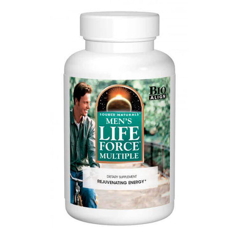 Source Naturals Men's Life Force Multiple (45 tablets)