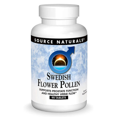 Source Naturals Swedish Flower Pollen (90 tablets)
