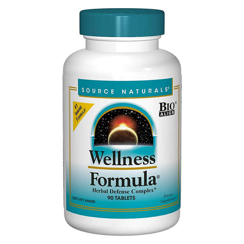 Source Naturals Wellness Formula (tablets)