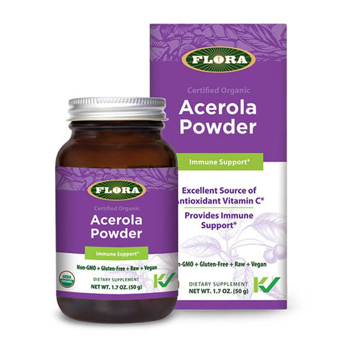 Flora Acerola Powder (1.7 oz)