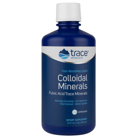 Trace Minerals Research Colloidal Minerals (32 fl oz)