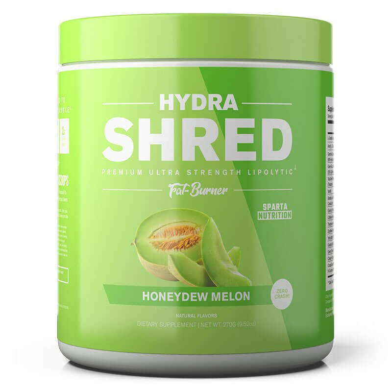 Sparta Nutrition HydraShred Fat-Burner (9.52 oz)