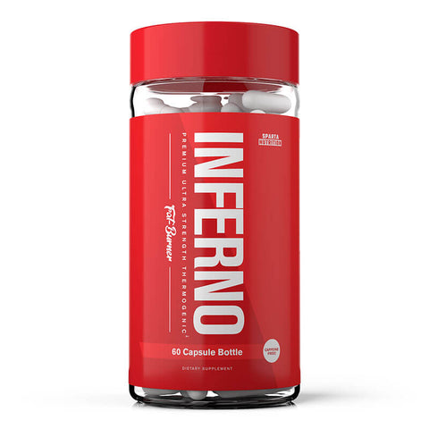 Sparta Nutrition Inferno Fat Burner (60 capsules)