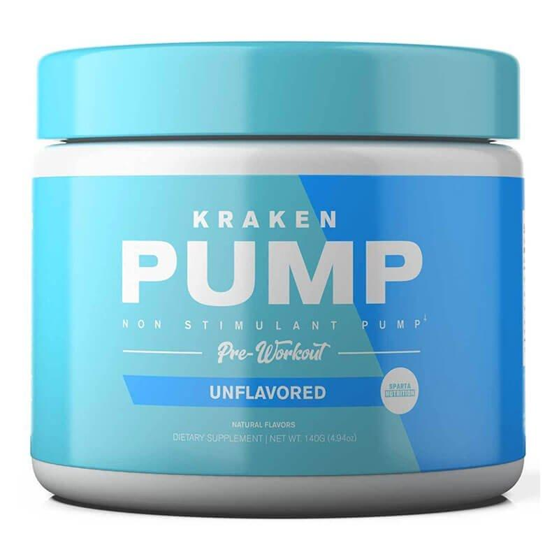 Sparta Nutrition Kraken Pump Pre-Workout (4.94 oz)