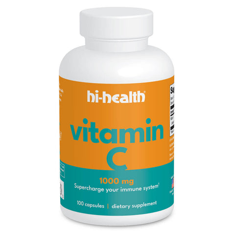 Hi-Health Vitamin C 1000mg (100 capsules)