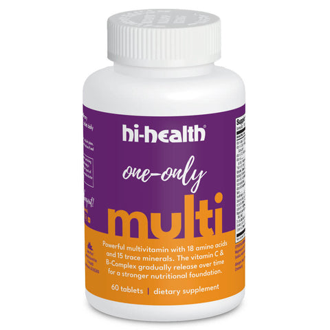 Optim Nutrition Essential One-Only Multivitamin (60 tabs)