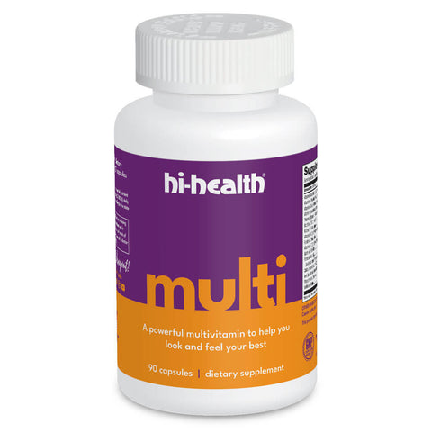 Ultra Plan Ultimate-Plus Multivitamin (90 caps)