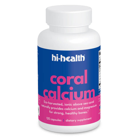 Ultra Plan Ultimate Coral Calcium (120 caps)