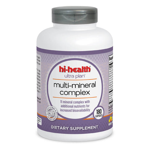 Ultra Plan Multi-Mineral Complex (180 caps)