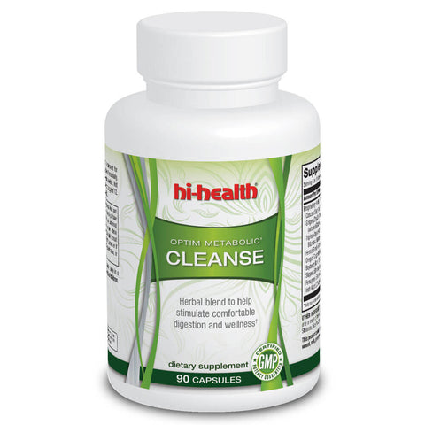Optim Metabolic Cleanse (90 capsules)