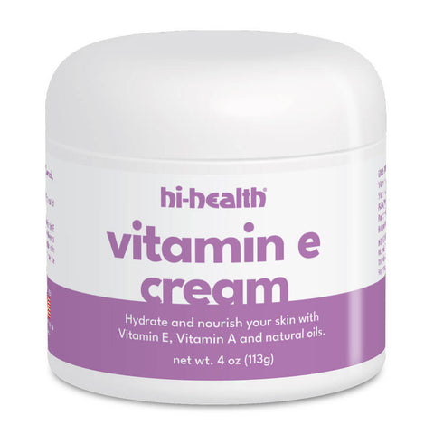 Nutrition Science Balance Vitamin E Cream (4 oz)