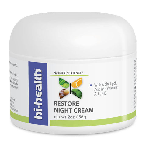 Nutrition Science Restore Night Cream (2 oz)