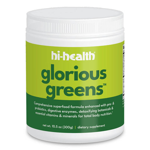 Optim Nutrition Glorious Greens Superfood Blend (10.5 oz)