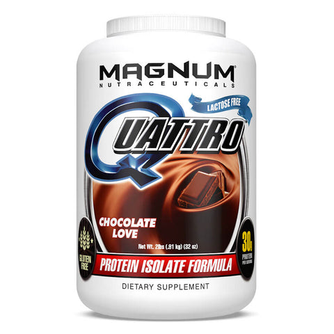 Magnum Quattro Protein - Chocolate Love