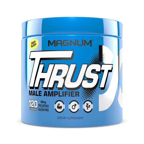 Magnum Thrust Male Amplifier (120 capsules)