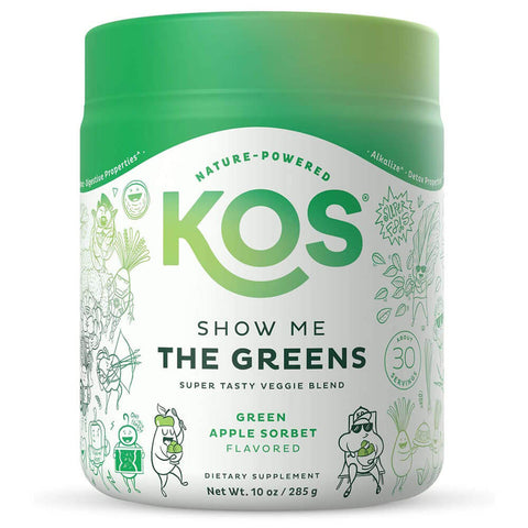 KOS Organic Daily Greens (10 oz)