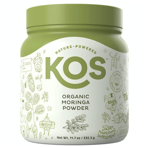 KOS Organic Moringa Powder (11.7 oz)
