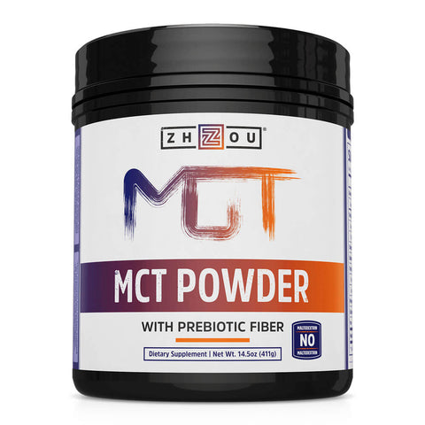 Zhou Nutrition MCT Powder (14.5 oz)