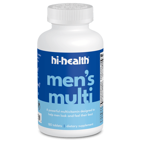 Hi-Health Men's Multi (180 tablets)