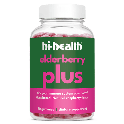 Hi-Health Elderberry Plus Gummies (60 gummies)