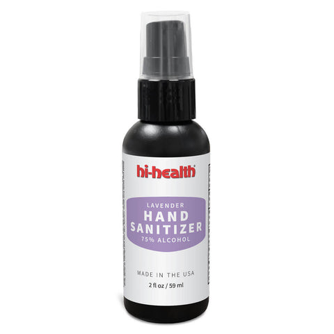 Hi-Health Lavender Hand Sanitizer (2 fl oz)