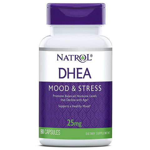 Natrol DHEA 25mg (90 tablets)