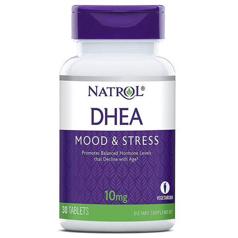 Natrol DHEA 10mg (30 tablets)