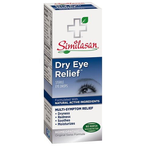 Similasan Dry Eye Relief Drops (0.33 oz)
