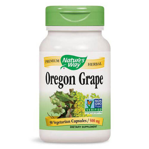 Nature's Way Oregon Grape Root (90 capsules)