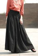 Load image into Gallery viewer, Casual Long Maxi skirt C328#