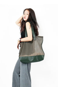 Hollow-out women's casual shoulder bag CYM018-190050