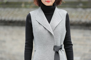 wool fashion coat