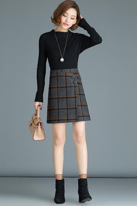 lattice skirt