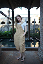 Load image into Gallery viewer, linen jumpsuit, linen jumpsuit women, Washed linen overall, Linen overall, oversized jumpsuit C1503