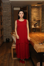 Load image into Gallery viewer, red dress
