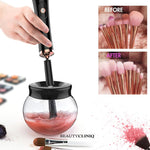 Ultra Electric Makeup Brush Cleaner & Dryer Set