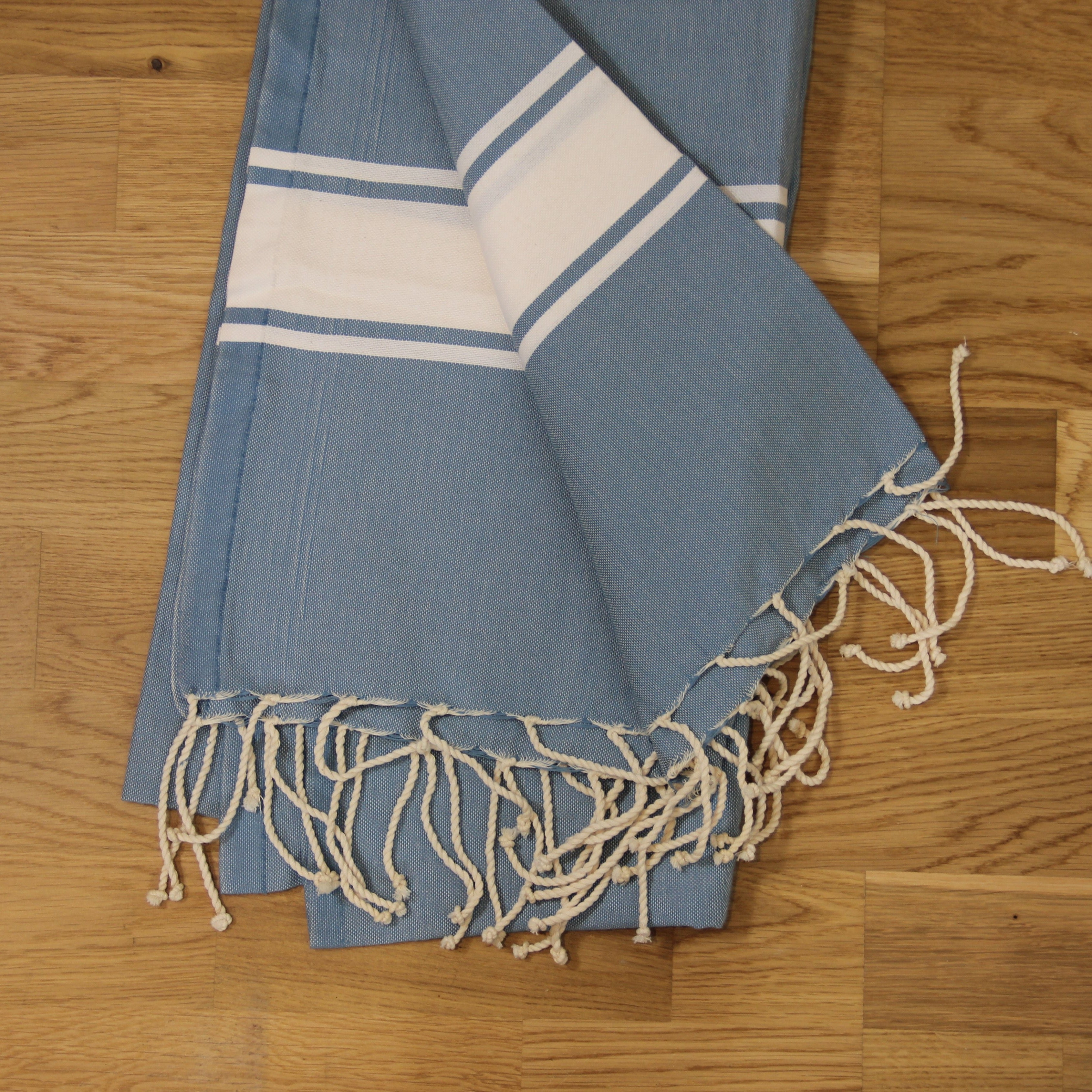 Hamman/ beach Towel- blue