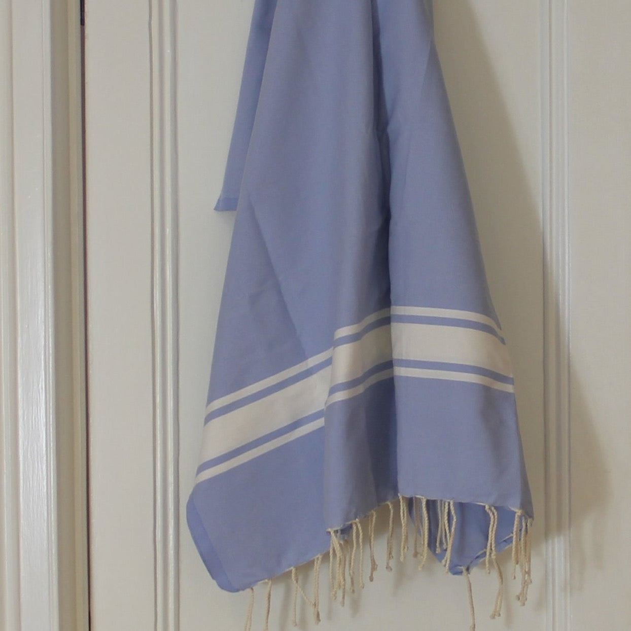Hamman/ beach Towel- light blue