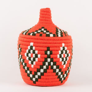 Decorative Basket - Decorative Wicker Basket