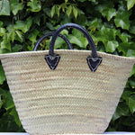 Moroccan Basket - Shopping Baskets uk