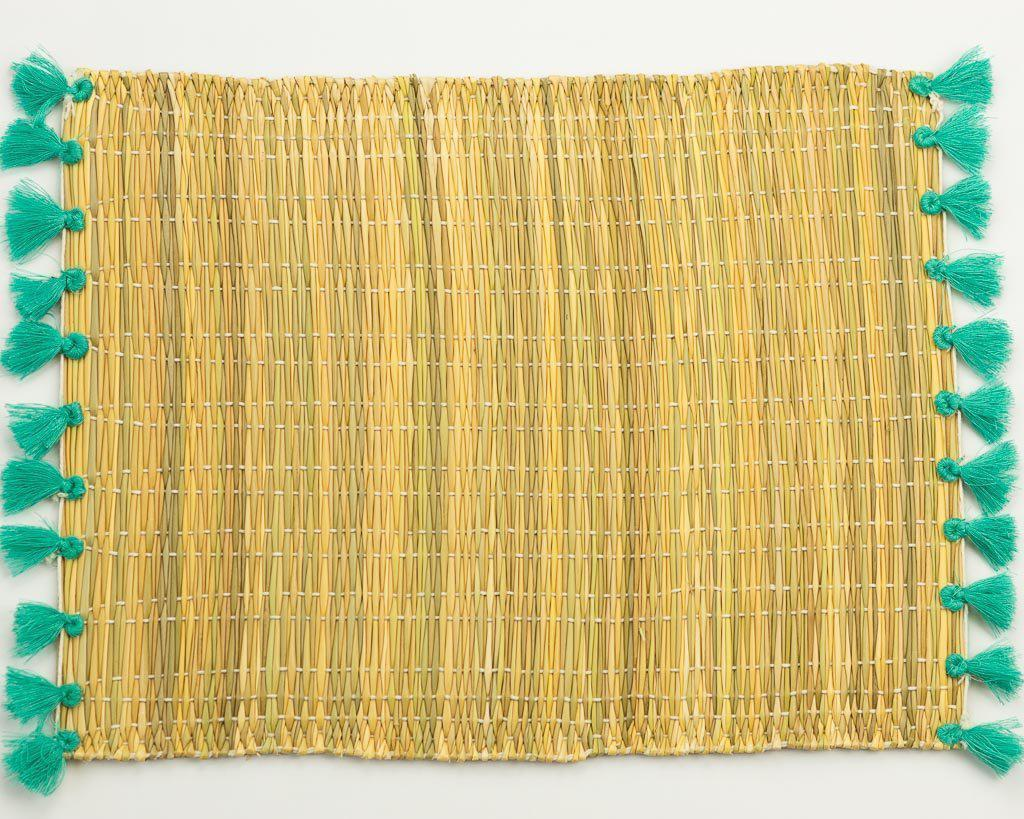 Placemats for Dining Table - Placemats Green